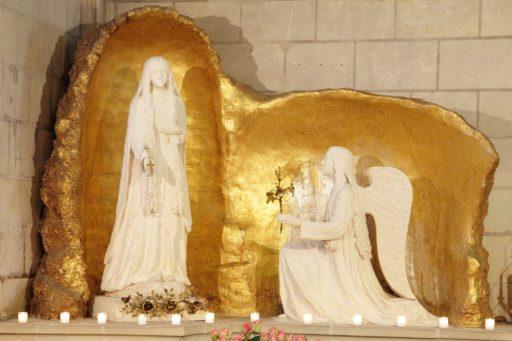 73e pèlerinage à Notre-Dame de la prière