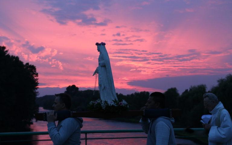 NEUVAINE à Notre-Dame de la prière