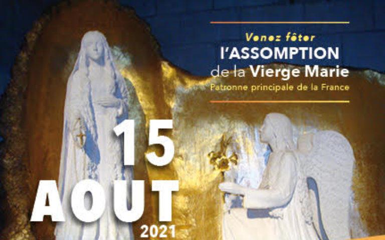 Assomption de la Vierge Marie [2021]